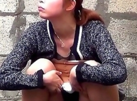 PissJapanTV has Piss Fetish Videos with Girls Pissing - Making It Rain